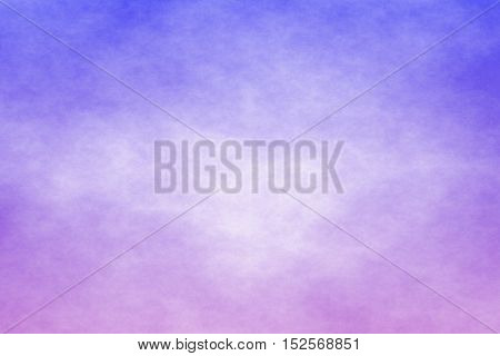 soft cloud background with a pastel multicolored