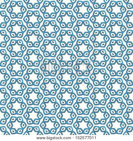 background or textile pattern Abstract frosty winter flowers