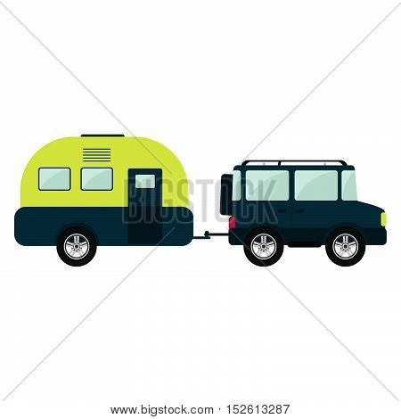 Off-road And Trailer