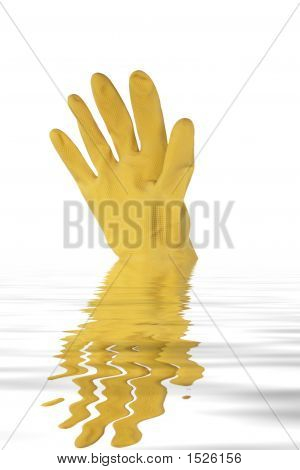 Rubber Glove 2
