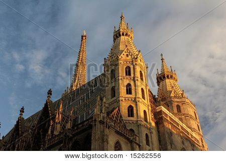 Stephansdom (Vienna, Austria)