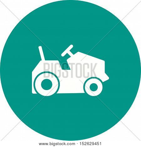 Farm, agriculture, vehicles icon vector image. Can also be used for farm. Suitable for mobile apps, web apps and print media.