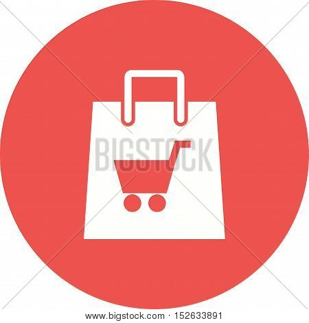 Ecommerce, website, online icon vector image. Can also be used for web. Suitable for mobile apps, web apps and print media.