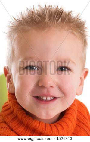 Happy Little Kid