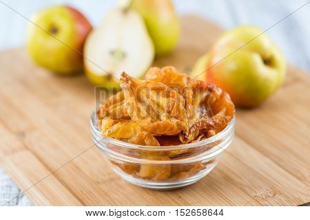 Dried Pears (selective Focus)