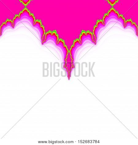 Bright pink upper background decoration image picture