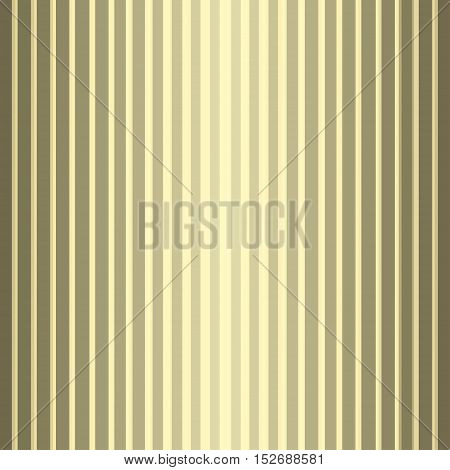 Brown striped vertical background. Bright vector background