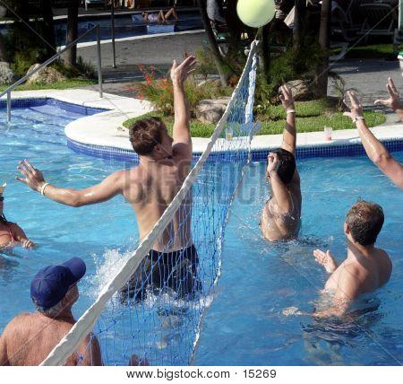 Juego de Water Polo