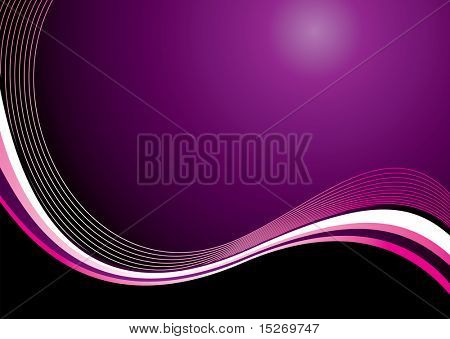 abstract purple background with plenty of copy space