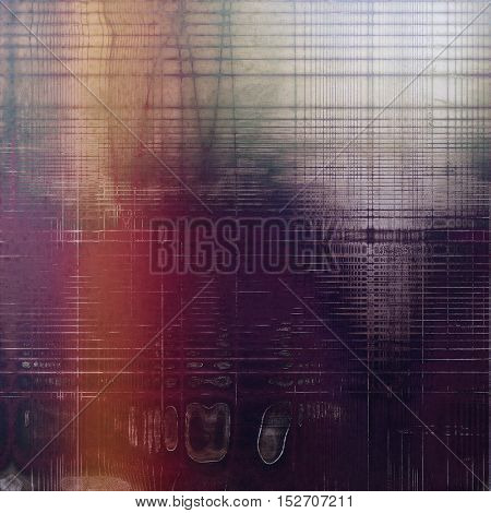 Nice looking grunge texture or abstract background. With different color patterns: yellow (beige); gray; green; red (orange); purple (violet); pink