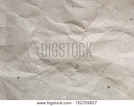 Recycle brown paper texture use for background