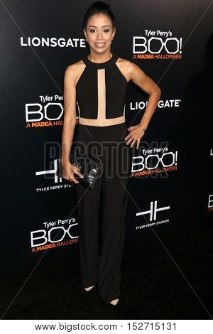 LOS ANGELES - OCT 17:  Liza Koshy at the