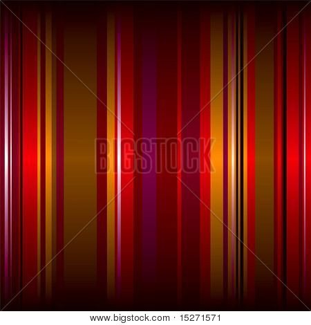 wallpaper stripes in many red colors with a gradient shadow top and bottom