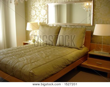 Stately Bedroom