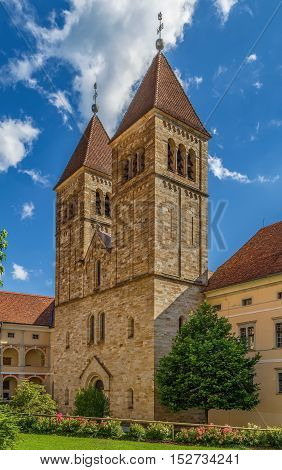 Seckau Abbey is a Benedictine monastery in Seckau in Styria Austria. Abbey basilica