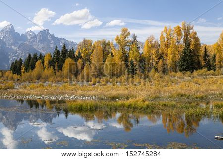 Fall On The Snake River