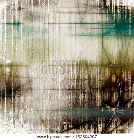 Highly detailed grunge background or scratched vintage texture. With different color patterns: yellow (beige); brown; gray; blue; white