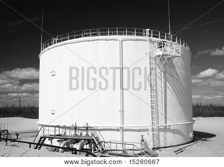 Oil Reservoir