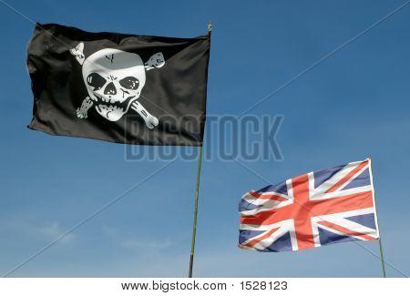 Pirates And The British