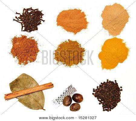 Fresh spice variety.