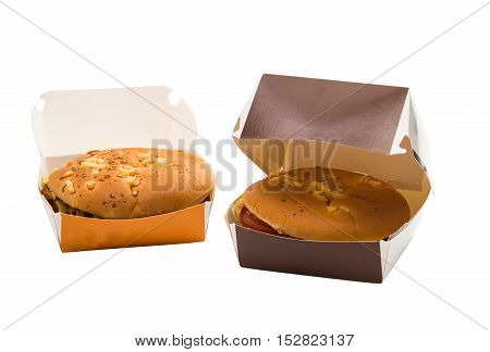 biscuits bakery, cake on a white background
