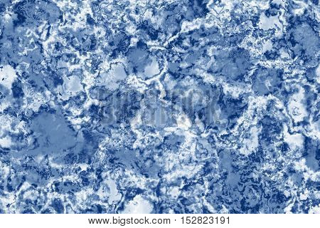 Marble Artificial Pattern For Background, Imitation Texture Abstract Natural Stone.