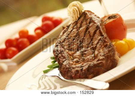 Rib-eye Steak