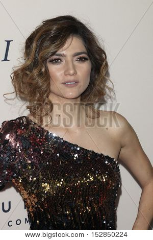 LOS ANGELES - OCT 20:  Blanca Blanco at the