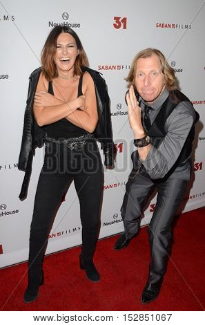 LOS ANGELES - OCT 20:  Scout Taylor-Compton, Lew Temple at the Special Screening of