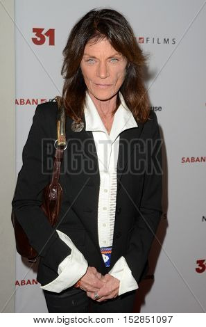 LOS ANGELES - OCT 20:  Meg Foster at the Special Screening of