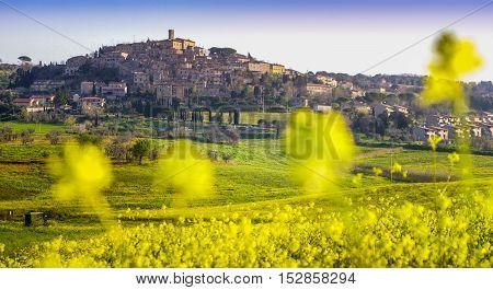 Casale Marittimo, Pisa, Tuscany - Italy