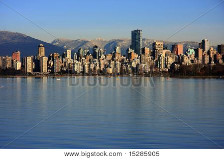 Beautiful Vancouver.
