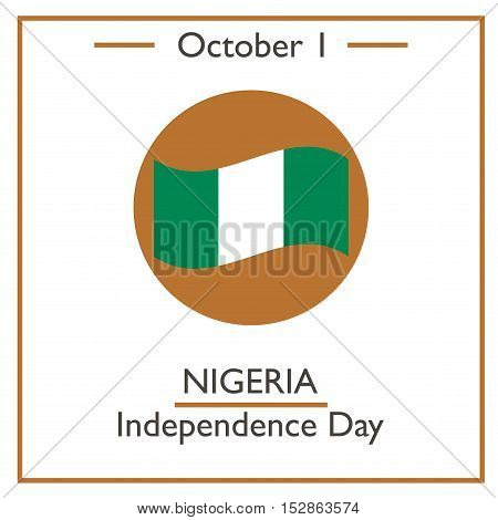 Nigeria Independence Day, October 1