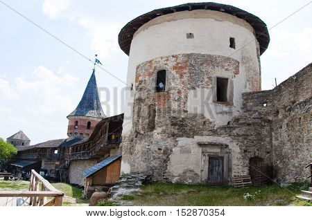 Historical Beautiful Castle