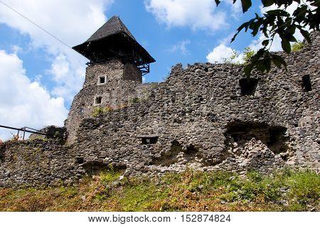 Old Historical Ruins Castle