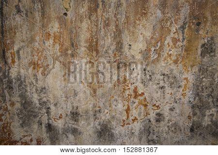 Vintage grunge blank wall texture - empty background