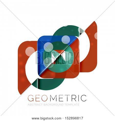 abstract background modern template