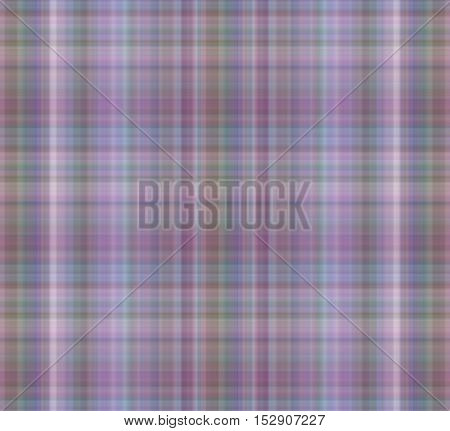 Abstract lilac background of colored longitudinal and transverse lines - pattern for cotton and linen fabrics. It can be used for summer and spring clothes kitchen towels and napkins handkerchiefs linens.