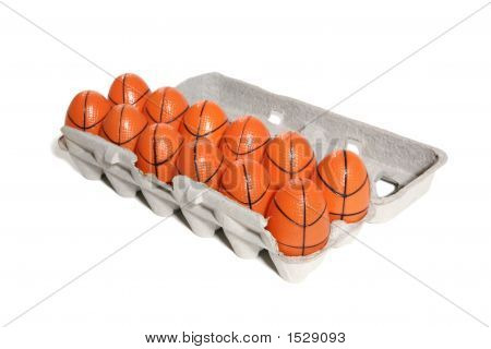 Basketball Eggs