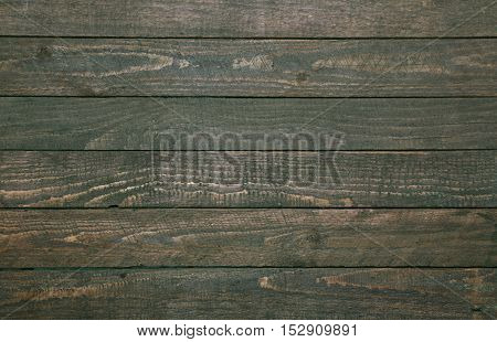 Close Up Of Wall Made Wooden Planks, Texture.