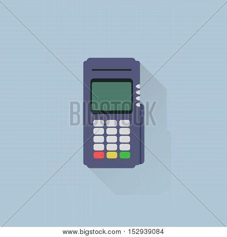 Flat Design of EDC (Electronic Data Capture)