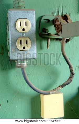 Electric Outlet Box