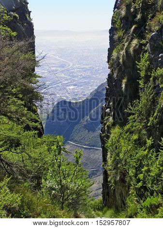 View From Table Mountain, Cape Town South Africa 12ccc