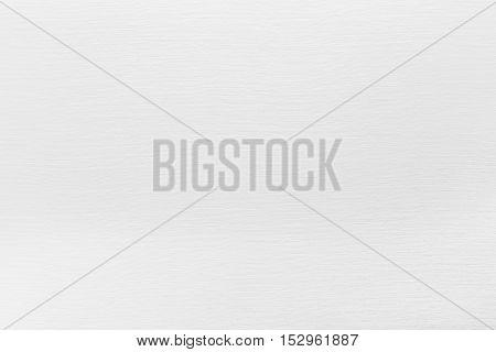 White watercolor paper closeup. White background texture