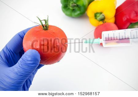 Ceta Free-trade Agreement And Gmo Fruits And Vegetables