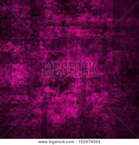 abstract bright colored scratched grunge background - purple and violet