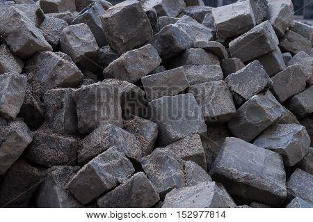 Close up of a stone wall. Walls. Stone Walls