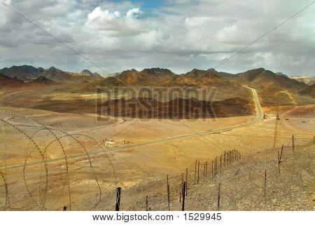 Sinai Peninsula.