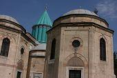 Mosque Of Konya In Turkey poster