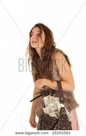 Heavy Purse Money